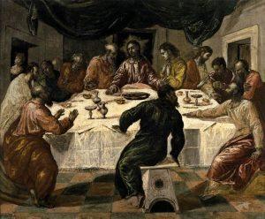 23 el greco ultima cena
