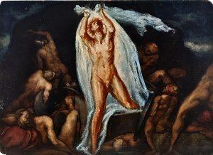 emile bernard resurrezione