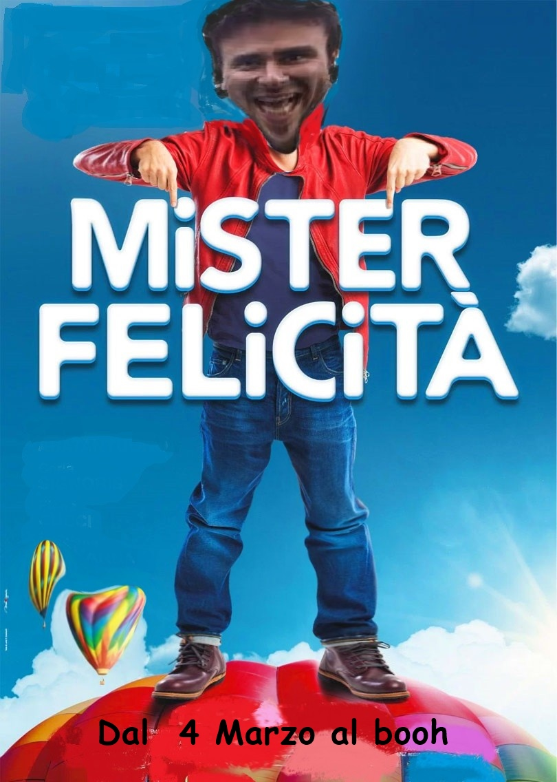 Mister_Felicita modified