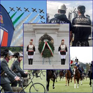 4 nov giornata forze armate italiane