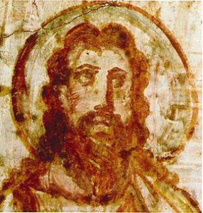 Comodilla,Catacomb,Iesu