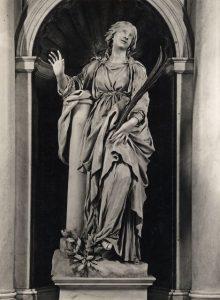 santa bibiana del bernini