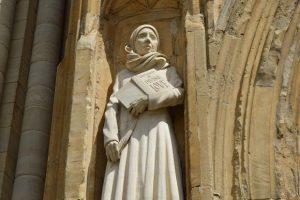 giuliana di norwich facciata cattedrale