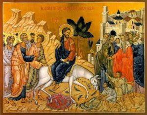 30 ICONA-CRISTO-ENTRA-A-GERUSALEMME