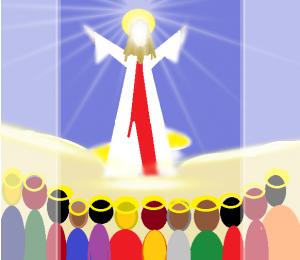 Ascesa di Gesù al cielo