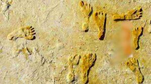 orme di piedi